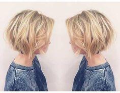 Schicke und auffällige Bob Frisuren – Frisuren Trends