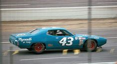 Nascar Crash, Nascar Racing, Auto Racing, Drag Racing, Richard Petty, King Richard, Bill Elliott, Dodge Muscle Cars, Classic Race Cars