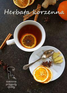 Zimowa herbata korzenna | Kulinarne przygody Gatity - przepisy pełne smaku Tableware, Recipes, Dinnerware, Tablewares, Recipies, Ripped Recipes, Dishes, Place Settings, Cooking Recipes
