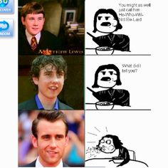 Nevil my friend, you went through puberty very nicely.  I dove you attractive! <3
