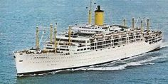 Oronsay - 1951 - P&O-Orient Lines