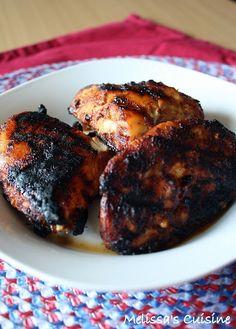 Sweet Spicy Chicken Rub