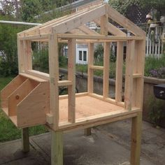 Rising chicken is one of the most popular hobbies around the world. There are many reasons for thi. Urban Chicken Coop, Small Chicken Coops, Easy Chicken Coop, Chicken Toys, Diy Chicken Coop Plans, Chicken Coop Designs, Backyard Chicken Coops, Building A Chicken Coop, Raising Backyard Chickens