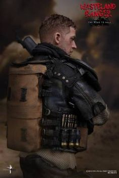 Check out the Mad Max: Fury Road action figure. Pics & details here