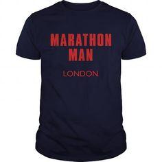 marathon man 2016 london T Shirt