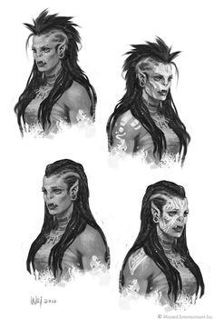 #warcraft #orc #draka