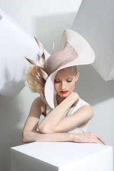 Stylish fancy hats