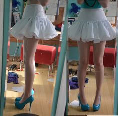 i'm not really into costumes but it is a good tutorial to make a fun super ruffled skirt!