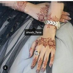 Bridal mehndi designs flower 60 ideas for 2019 Henna Flower Designs, New Bridal Mehndi Designs, Mehndi Designs Finger, Henna Hand Designs, Unique Mehndi Designs, Mehndi Designs For Fingers, Beautiful Henna Designs, Latest Mehndi Designs, Henna Tattoo Designs