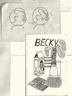 sketchbook1 by FRAU FRANZ, via Flickr
