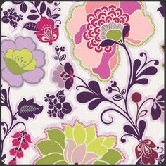 Art Gallery Fabrics Poetica by Pat Bravo Sweet Melody Pure by the Yard