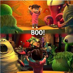 Aaaawwww, i love Boo!!!! (Monsters Inc)