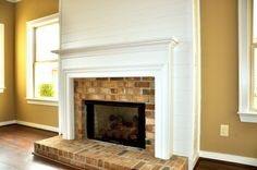 The Chatom Mantel - Garden - Collections