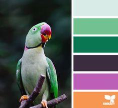Green, orange and purple color palette Colour Pallette, Color Palate, Colour Schemes, Color Combos, Color Patterns, Design Seeds, Palette Design, Colours That Go Together, Color Harmony