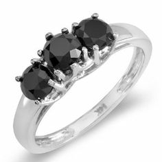 Diamond Fashion Ring .98 Ctw 14k Diamonds Three Carat Ctw