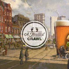 The Iconic Atlanta Crawl - Eat and drink your way through Old School Atlanta