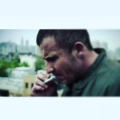 """""""#film ASSALT ON WALL ST. #stoked on it. No I don't #smoke. I pretend for a living. #perspective"""" Dominic Purcell, Perspective, Smoke, Film, Fictional Characters, Instagram, Movie, Film Stock, Perspective Photography"""