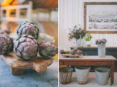 artichoke decor
