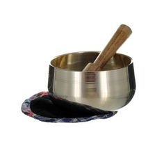 Singing Bowl - Plain Polished Brass £24.95 #singingbowl #healing #energy