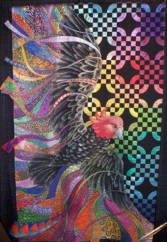 Freedom by Helen Godden, 2010 International Quilt Festival in Houston