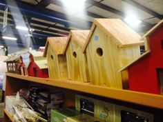 Birds of a feather shop together in the ReStore.