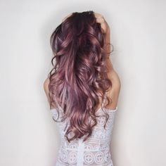 Cheveux Rose Gold Photos | Santé & Fitness