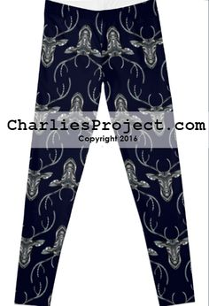 Holiday Navy Mosaic Reindeer Deer.  Just like Lularoe with the yoga waist band, buttery soft fabric, and limited prints but no searching! They are all here! And cheaper with pre-order!
