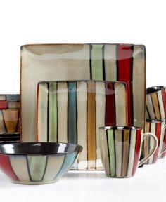 Sango Dinnerware ~  Vertigo   sc 1 st  Pinterest & Shop Wayfair for Tableware Sale to match every style and budget ...