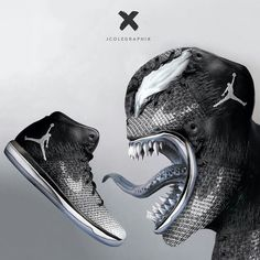 """Inspired by Jordan """"INKING"""" his first – Hakim Bey – Join in the world of pin Shoes Flats Sandals, Shoe Boots, Shoes Sneakers, Yeezy, Zapatillas Nike Basketball, Estilo Nike, Marvel Shoes, Jordan 31, Nike Free Run"""