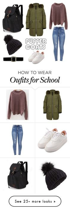"""""""Untitled #52"""" by qualehannah on Polyvore featuring River Island, Miss Selfridge and Express"""