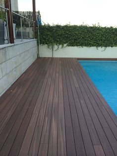 #Tarima de #Exterior #Outdoor #Deck #Decor #Interiordesign #Home #Mataro #Barcelona www.decorgreen.es