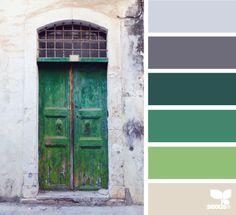 a door palette