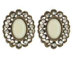 'Ariel Teller' earrings are truly classic   shop now at theclassicfuture.com Ariel, Shop Now, Gemstone Rings, Pearl Earrings, Pearls, Gemstones, Classic, Shopping, Gallery