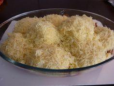 sajtos burgonyalabda a sütőből – mennyei egytálétel!