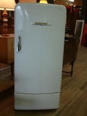 60s fridge