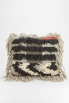 Shaggy Pillow - Urban Outfitters
