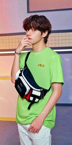200420 『BTS x FILA_ korea』summerse collectionの画像 Foto Bts, Bts Taehyung, Taehyung Photoshoot, V Bts Cute, Bts Kim, Vkook Memes, V Bts Wallpaper, Korea, Bts Aesthetic Pictures