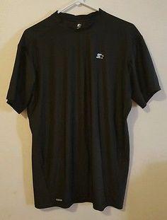 Men's Starter Black Dry Fit Short Sleeve Shirt Size 3XL #554| eBay, Back to school shopping, Christmas Shopping