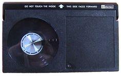 Betamax Tape.
