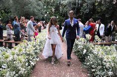 Whimsical-Bohemian Capri Wedding Weekend: Erica + Louis | Green Wedding Shoes Wedding Blog | Wedding Trends for Stylish + Creative Brides