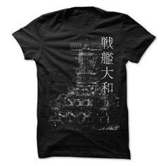 BATTLESHIP YAMATO T-Shirts, Hoodies. ADD TO CART ==►…