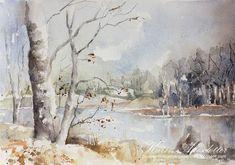 Watercolor Cards, Watercolor Paintings, Peppermint Patties, Watercolors, Paint Colors, Printables, Bird, Inspiration, Art