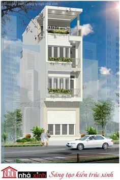 Nhìn chung tổng thể mẫu nhà phố đẹp là một tổ hợp nhiều đường nét khác nhau nhưng lại có sự gắn kết qua lại lẫn nhau tạo lên một tổng thể vững chắc, có cảm giác như chúng ta không thể thêm vào hay lấy đi bất kỳ cái gì trong tổng thể này.