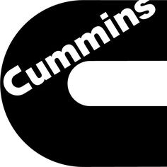 Cummins Engine Logo by Paul Rand, 1962 (still used).