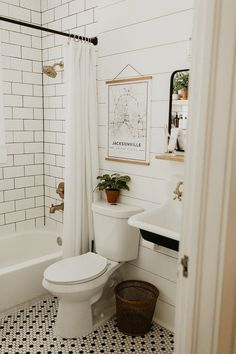 Home Decor Living Room Bathroom Reveal Carla Natalia.Home Decor Living Room Bathroom Reveal Carla Natalia Bad Inspiration, Decoration Inspiration, Bathroom Inspiration, Modern Bathroom, Master Bathroom, Dyi Bathroom, Bathroom Showers, Cute Bathroom Ideas, Bathroom Humor