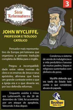 John Wycliffe - Berlin, Streets named after philosohers - Carreira 1 Samuel 17, Reformed Theology, Street Names, Jesus Freak, Reformation, Bible Verses, Catholic, Berlin, Religion