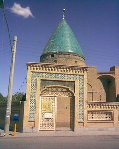 Bayazid Bastami Tomb ( Bastam )
