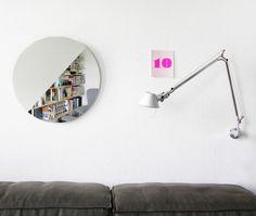 Mirror #180 by Halb Halb