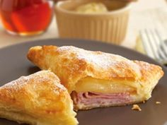Cooking My Way Through Pinterest: Day 4: Baked Monte Cristo Sandwiches