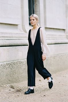 Vanessa Jackman: Paris Fashion Week SS 2016....Before Chanel